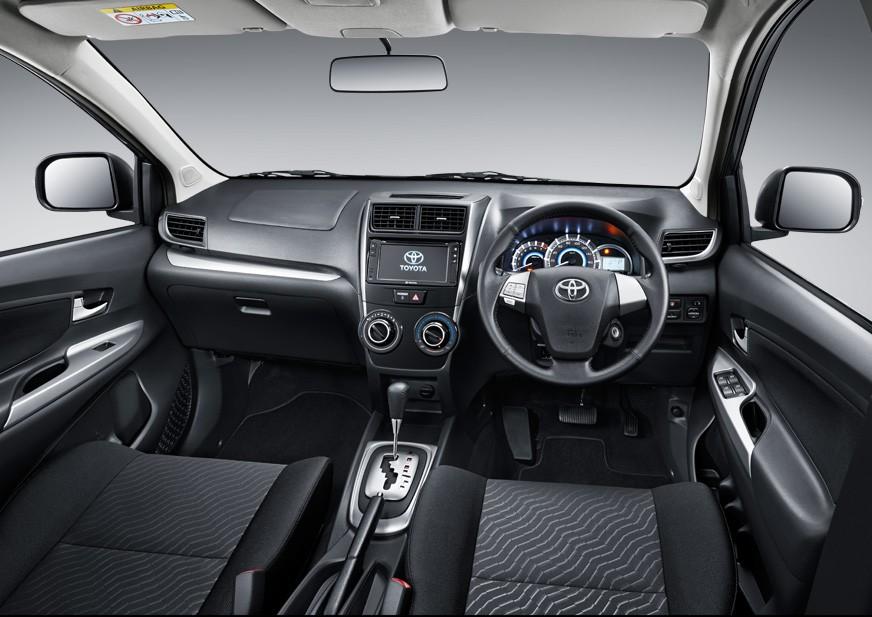 Interior Veloz Dealer Toyota Nasmoco Mlati Jogja