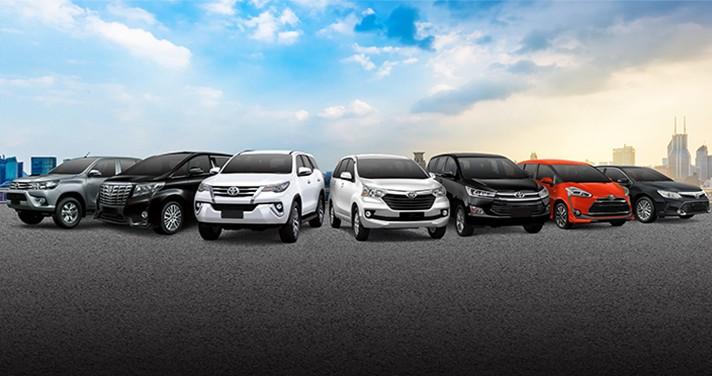 Toyota Nasmoco Fleet