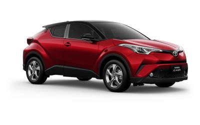 Toyota C-HR Jogja